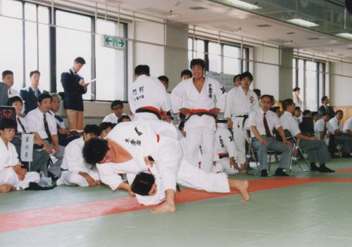 平成7年全国柔整大会 予選リーグ