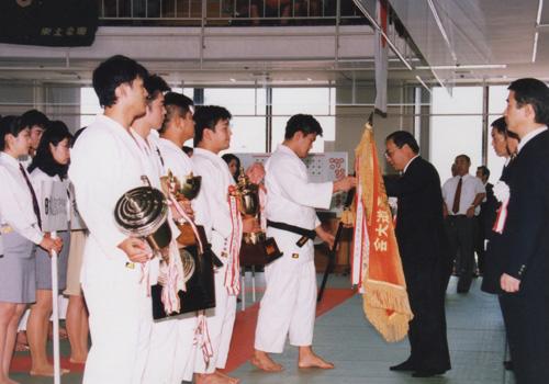 平成7年全国柔整大会 表彰式