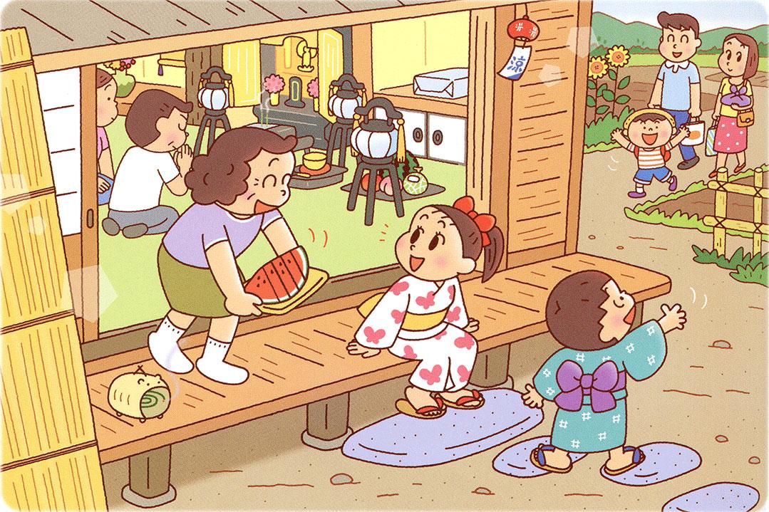 夏期休暇(*'▽'*)です!