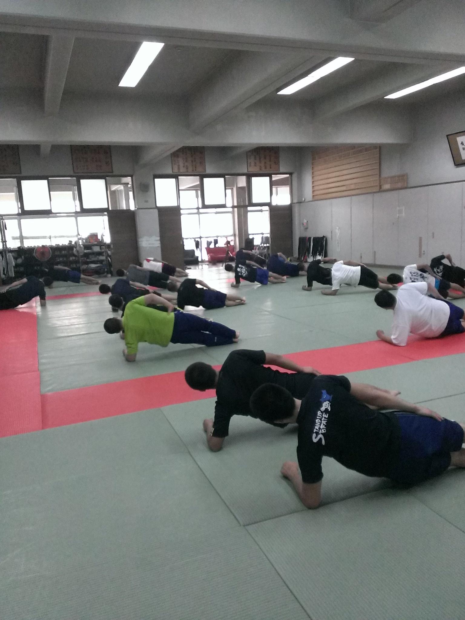 体幹トレーニング&セルフコンディショニング指導(*'▽'*)