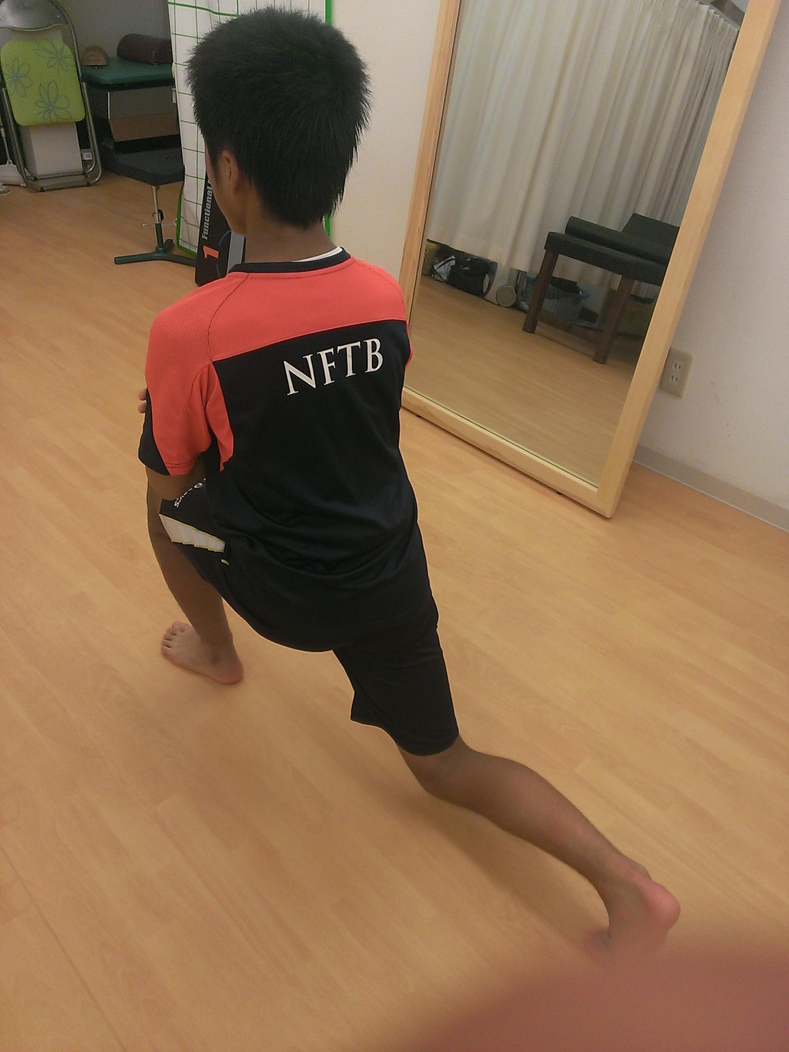 体幹トレーニングでパフォーマンスアップ(*'▽'*)