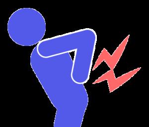 超簡単!腰痛予防法(o^^o)