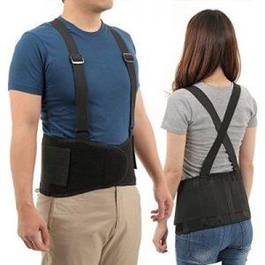 腰痛コルセットは必要なし?