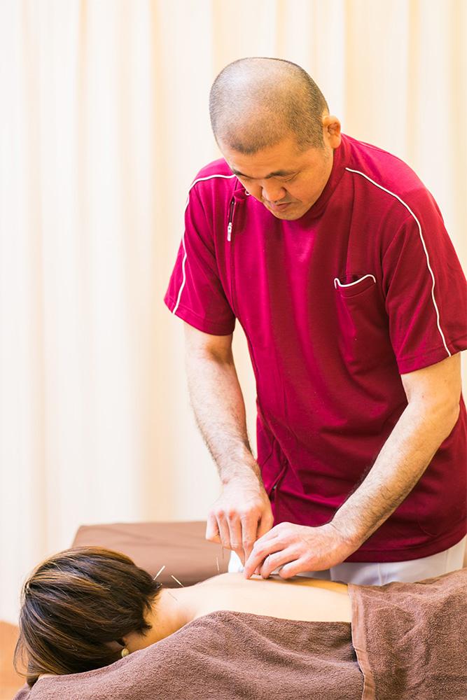 鍼治療の特徴